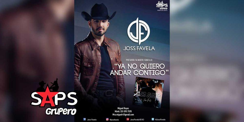 Joss Favela sigue ascendiendo dentro del Regional Mexicano