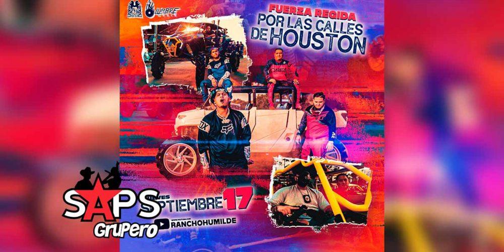 Letra Calles De Houston – Fuerza Regida