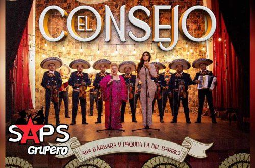 Letra El Consejo – Ana Bárbara ft Paquita La Del Barrio