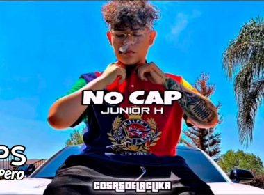 Letra No Cap – Junior H