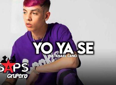 Letra Yo Ya Sé - Natanael Cano