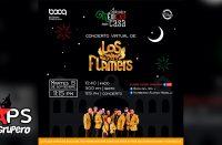 Los Flamers festejarán Las Fiestas Patrias en su segundo concierto virtual