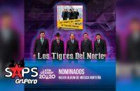 Los Tigres Del Norte son nominados doblemente al Latin GRAMMY
