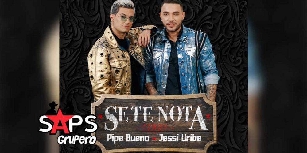Pipe Bueno, Jessi Uribe, Se Te Nota