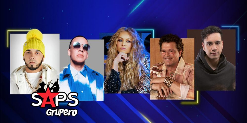Premios Latin Billboard 2020