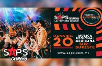 RANKING 20 SURESTE Scanner Sound Grupo