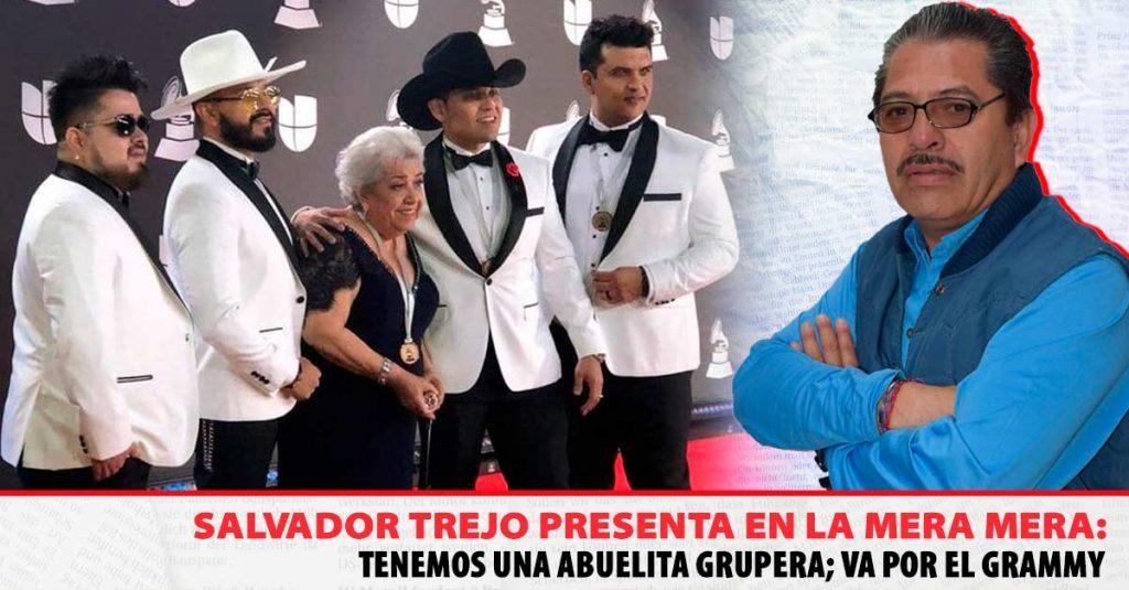 Abuelita grupera, Buyuchek, Grammy 2020