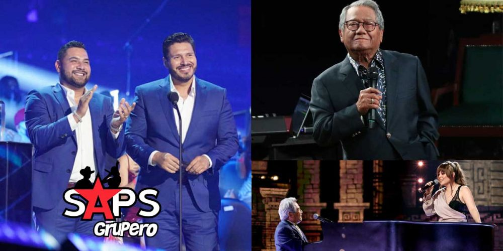 Armando Manzanero, Banda MS, Billboard Latin Music Awards 2020