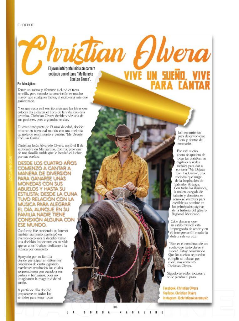 Christian Olvera