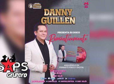 Danny Guillén presenta disco y fundación