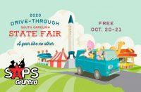 La Feria Estatal de Carolina del Sur ofrecerá una experiencia desde el auto