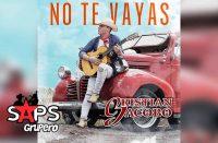 Letra No Te Vayas – Cristian Jacobo