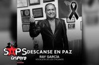 Fallece Ray García ex vocalista de Los Chicanos