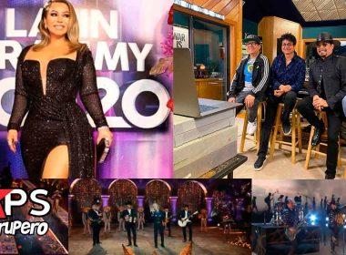Latin Grammy 2020, Ganadores
