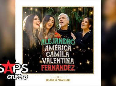Letra Blanca Navidad – Alejandro Fernández, América, Camila, Valentina Fernández