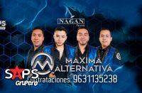 """Máxima Alternativa tiene """"La Venia Bendita"""" en su nuevo sencillo"""