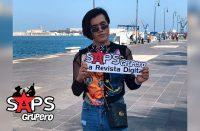 OJ rompiéndola en el Puerto de Veracruz con su propuesta musical