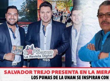 Los Pumas se inspiran con Banda MS