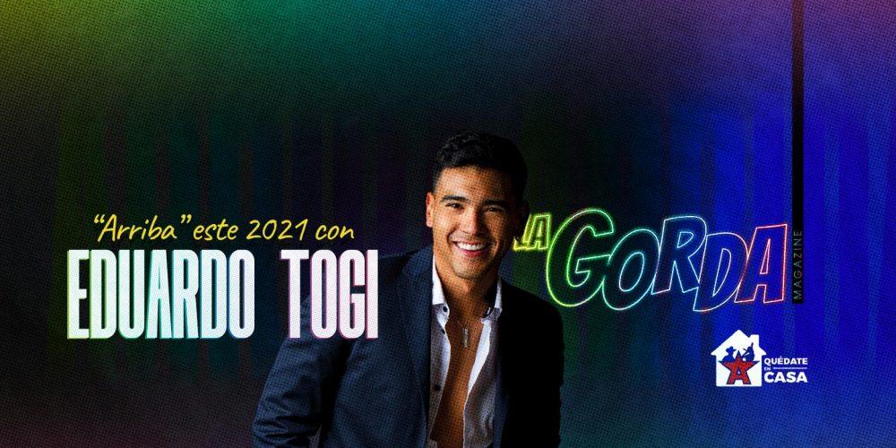 """Todos """"Arriba"""" con la Cumbia de Eduardo Togi"""