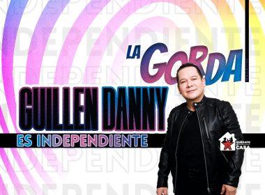 Danny Guillén, Portada La Gorda Magazine Febrero 2021