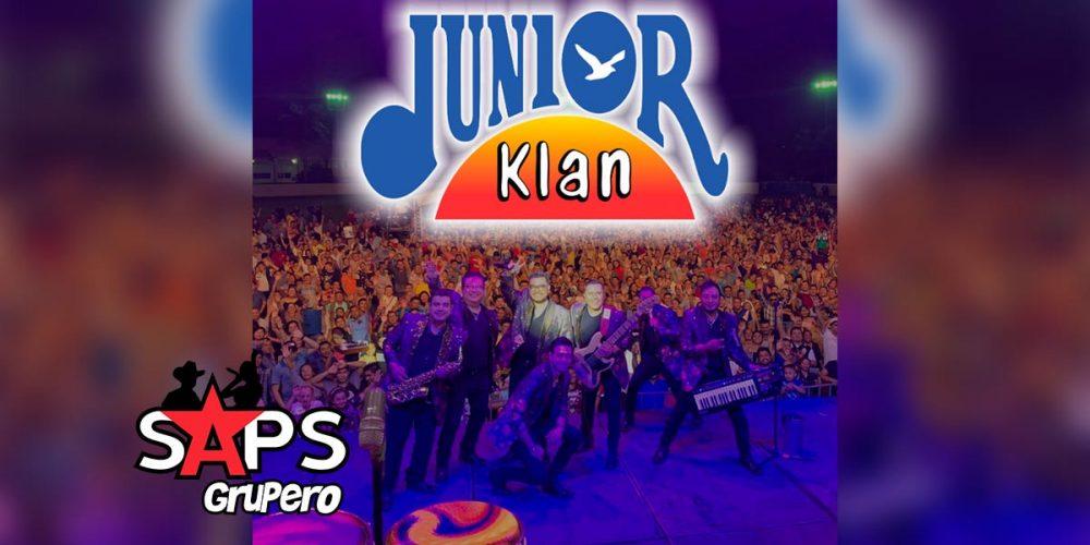 """Junior Klan nominados al premio """"La Cruz Diamante"""""""