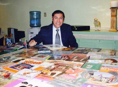 Muere Mario Gutiérrez, Los Ángeles Negros