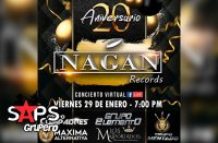 Nagan Records celebra su 20 aniversario con concierto virtual