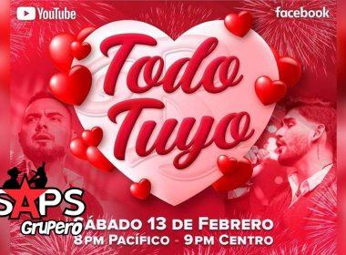 Banda El Recodo prepara concierto para todos los enamorados