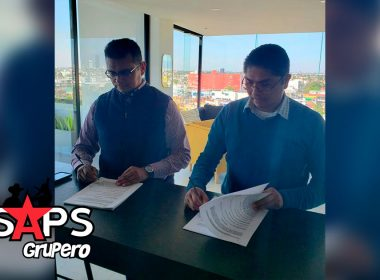 Es oficial, Ritmo Santacruz firma con SAPS Records