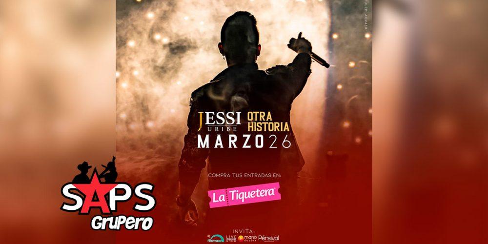 """Jessi Uribe tiene """"Otra Historia"""" que contarte a finales de marzo"""