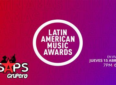 Lista de nominados a los Latin American Music Awards