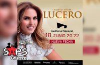 Lucero pospone concierto en el Auditorio Nacional para el 2022