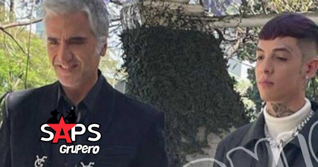 Natanael Cano, Alejandro Fernández