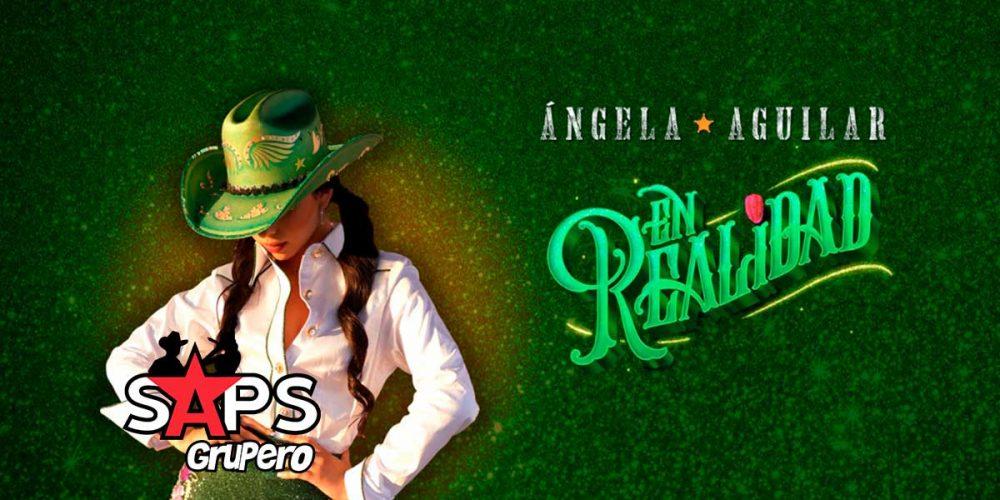 """Ángela Aguilar """"En Realidad"""" tiene mucho talento"""