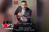 """Fernando Gil tiene """"Una Lágrima y Un Recuerdo"""" junto a Grupo Miramar"""