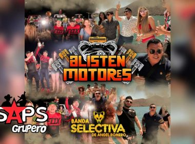 Letra Alisten Motores – Banda Selectiva