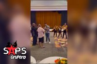 """Luis Alfonso Partida """"El Yaki"""" sorprendió a todos en un evento familiar privado"""