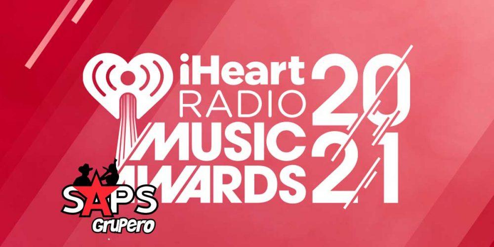 Nominados iHeartRadio Music Awards 2021 en el Regional Mexicano